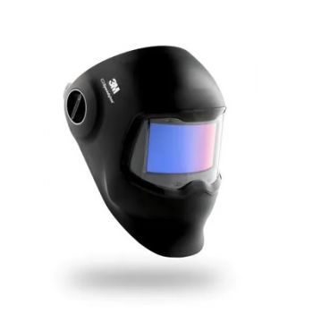 3M Speedglas G5-02 Welding Helmet 08-0100-50iC, with Curved ADF, Headband, Cleaning Wipe and Bag