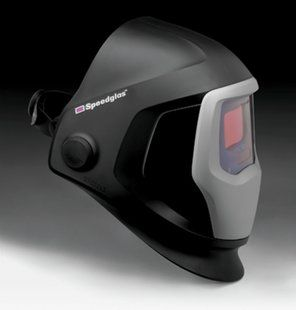 3M™ Speedglas™ Welding Helmet 9100 with Auto Darkening Filter 9100V 06-0100-10SW
