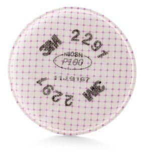 3M™ 2291 P100 Advanced Particulate Filter (1 PR)