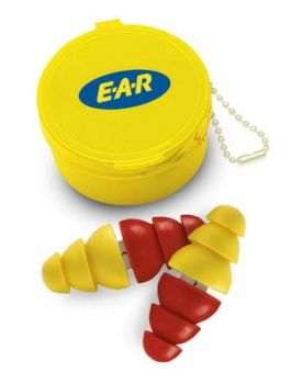3M™ E-A-R™ ARC Plug™ Earplugs 370-2000, in Carrying Case (1 Pair)