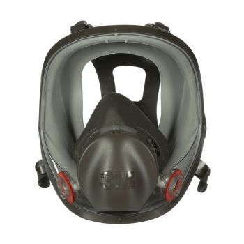 3M 6900 Full Face Reusable Respirator, Large