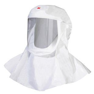 3M™ Versaflo™ Hood with Integrated Head Suspension S-433 (Small) (Case of 5)