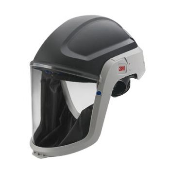3M™ Versaflo™ Respiratory Hardhat Assembly M-307, with Premium Visor and Faceseal