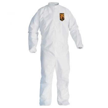 Kimberly Clark 41494 Kleenguard™ A45 Liquid & Particle Protection Surface Prep & Paint Apparel 25/Case XL