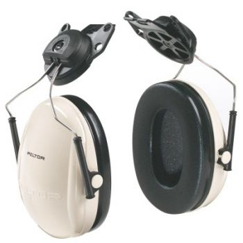Peltor Optime 95 Low-Series Earmuffs - Hard Hat Mount