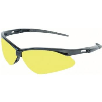 Jackson Safety Nemesis Safety Glasses with Amber Lens 12 Pairs