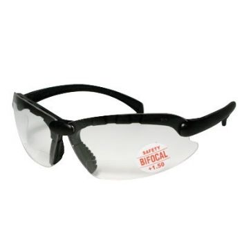 Mag-Safe C-2000 Bifocal Safety Glasses- Clear Lens (1 DZ)