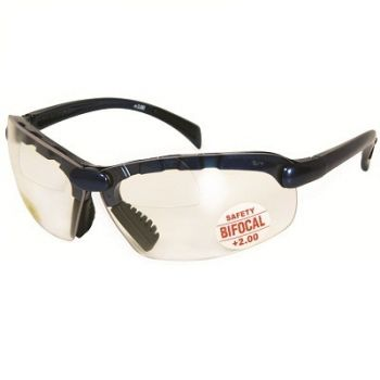 Mag-Safe Safety Glasses with Bifocals | Top Bifocal Safety Glasses