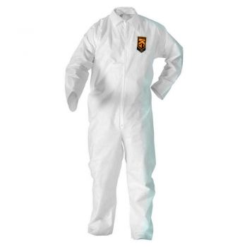 Kimberly Clark Kleenguard™ 49103 A20 Breathable Particle Protection Coveralls Large 24/Case