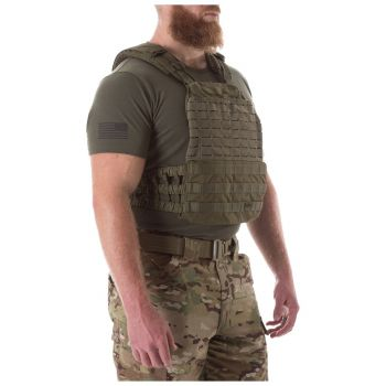 5.11 Tactical 56100 TacTec Plate Carrier, Tac OD
