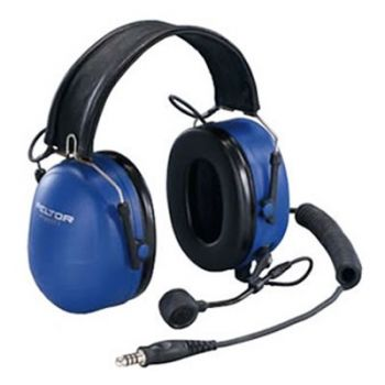 Peltor Blue-Line High Attenuation Headset, ATEX Approved, Foldable