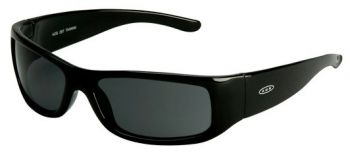 3M™ Moon Dawg™ Protective Eyewear 11215-00000-20 Gray Anti-Fog Lens, Black Frame