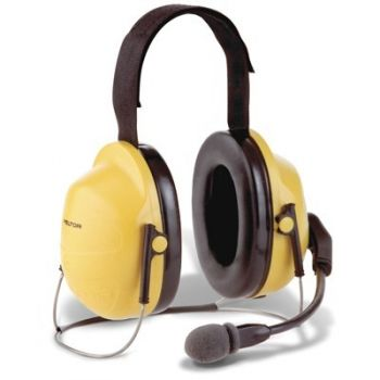Peltor Y2000 Neckband Headset, Passive, with Push-to-Talk (PTT)