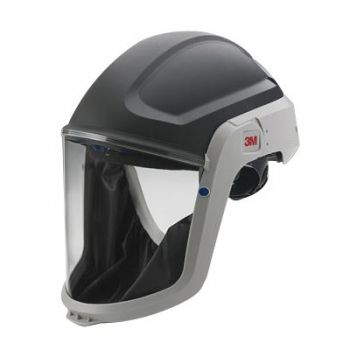 3M™ Versaflo™ Respiratory Hardhat Assembly M-305, with Standard Visor and Faceseal