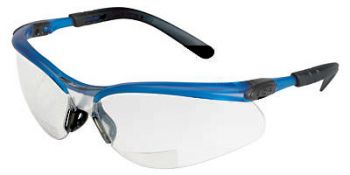 BX Bifocal Safety Glasses with Indoor/Outdoor Lens (Case Qty 20)