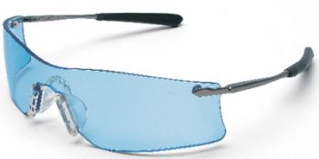 Rubicon Safety Glasses with Light Blue Anti-Fog Lens