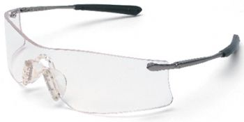 Rubicon Safety Glasses with Clear Anti-Fog Lens