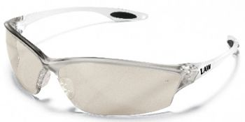 MCR Law2 Safety Glasses Indoor/Outdoor Lens (1 DZ)