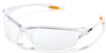 Law2 Safety Glasses with Clear Lens