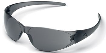 MCR Checkmate Safety Glasses with Gray Lens 12 Pairs