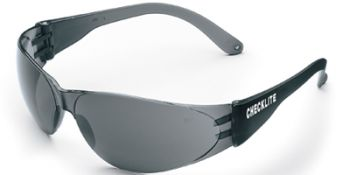 MCR CL112 Checklite® CL1, Gray Lens 1/DZ