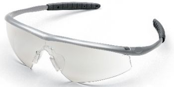 Tremor Safety Glasses with Steel Frame and Indoor/Outdoor Lens