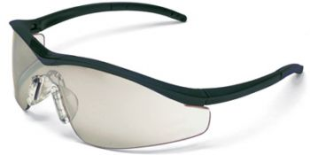 Triwear Safety Glasses with Onyx Frame and Indoor/Outdoor Anti-Fog Lens (12 Pair)