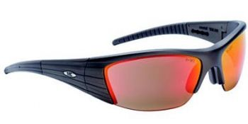 3M™ Fuel™ X2 Protective Eyewear 11635-00000-10 Red Mirror Lens, Dark Copper Frame