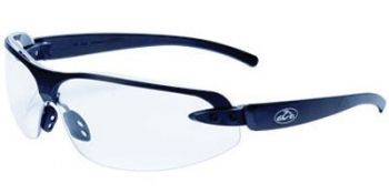 OCC1200 Safety Glasses with Indoor/Outdoor Gray Anti-Fog Lens