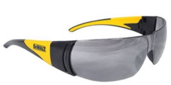 Renovator Small Safety Glasses with 1236 Mirror Lens