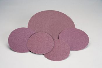 Standard Abrasives™ PSA A/O Disc, 710857, 3 in x NH, 60, 100 per inner, 1000 per case