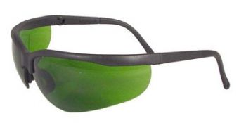 Radians Journey Safety Glasses with IR Lens 12 Pair