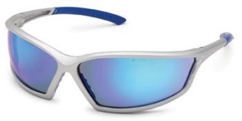 Gateway Silver Sport Frame/Horizon Blue Mirror 10/Box