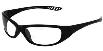 Jackson Safety Hellraiser Safety Glasses with Clear Anti-Fog Lens 12 Pairs