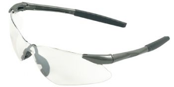 Nemesis VL Safety Glasses with Clear Anti-Fog Lens 12 Pairs