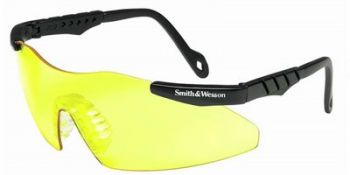 Magnum Safety Glasses with Amber Lens