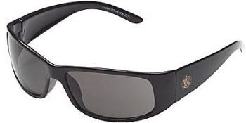 Jackson Safety Smith Wesson Elite Safety Glasses with Black Frame and Smoke Anti-Fog Lens 12 Pairs