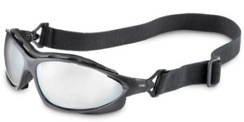 Uvex Seismic Safety Goggle with SCT Reflect 50 Anti-Fog Lens