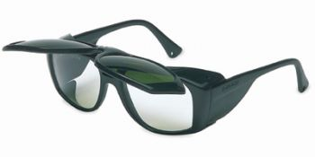Horizon Safety Glasses with 3.0 IR Flip-Up Lens