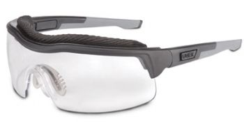 Extreme Pro Safety Glasses with Clear Anti-Fog Lens