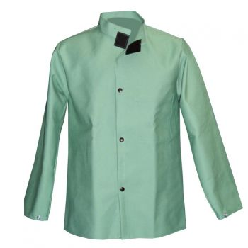 CPA 600-GW315 Green FR Whipcord Jacket