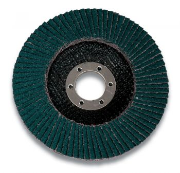 3M™ Flap Disc 546D, T27, 4-1/2 in x 7/8 in, 80, 10 per case