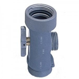 C & S Supply In-Line T-Valve NST