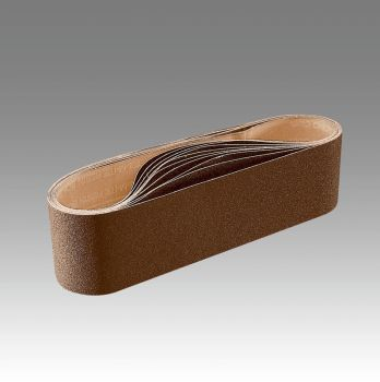 Scotch-Brite™ SE Surface Conditioning Belt, 1/2 in x 18 in A CRS, 20 per case