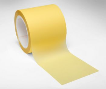 3M™ Lapping Film 261X, 12.0 Micron Roll, 4 in x 150 ft x 3 in ASO Keyed Core, 4/Case