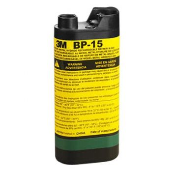 3M™ Breathe Easy™ Turbo Powered Air Purifying Respirator (PAPR) NiMH Battery Pack BP-15
