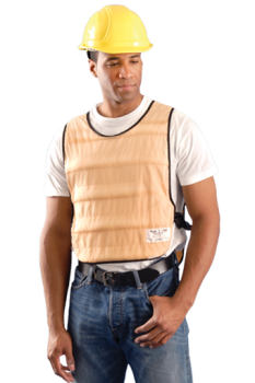 Occunomix Miracool® Pullover Cooling Vest Beige 902