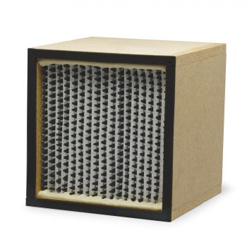 Allegro Portable Fume Extractor 95% Main Replacement Filter - 1 Unit