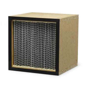 Allegro Portable Fume Extractor Hepa Main Filter Replacement Filter - 1 Unit