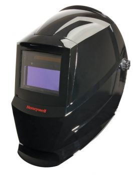 Honeywell HW100 ADF Welding Helmet Complete Helmet with Shade 10 ADF Black